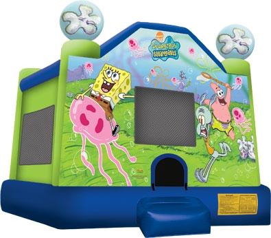 Sponge Bob Moonwalk $90.00 plus tax