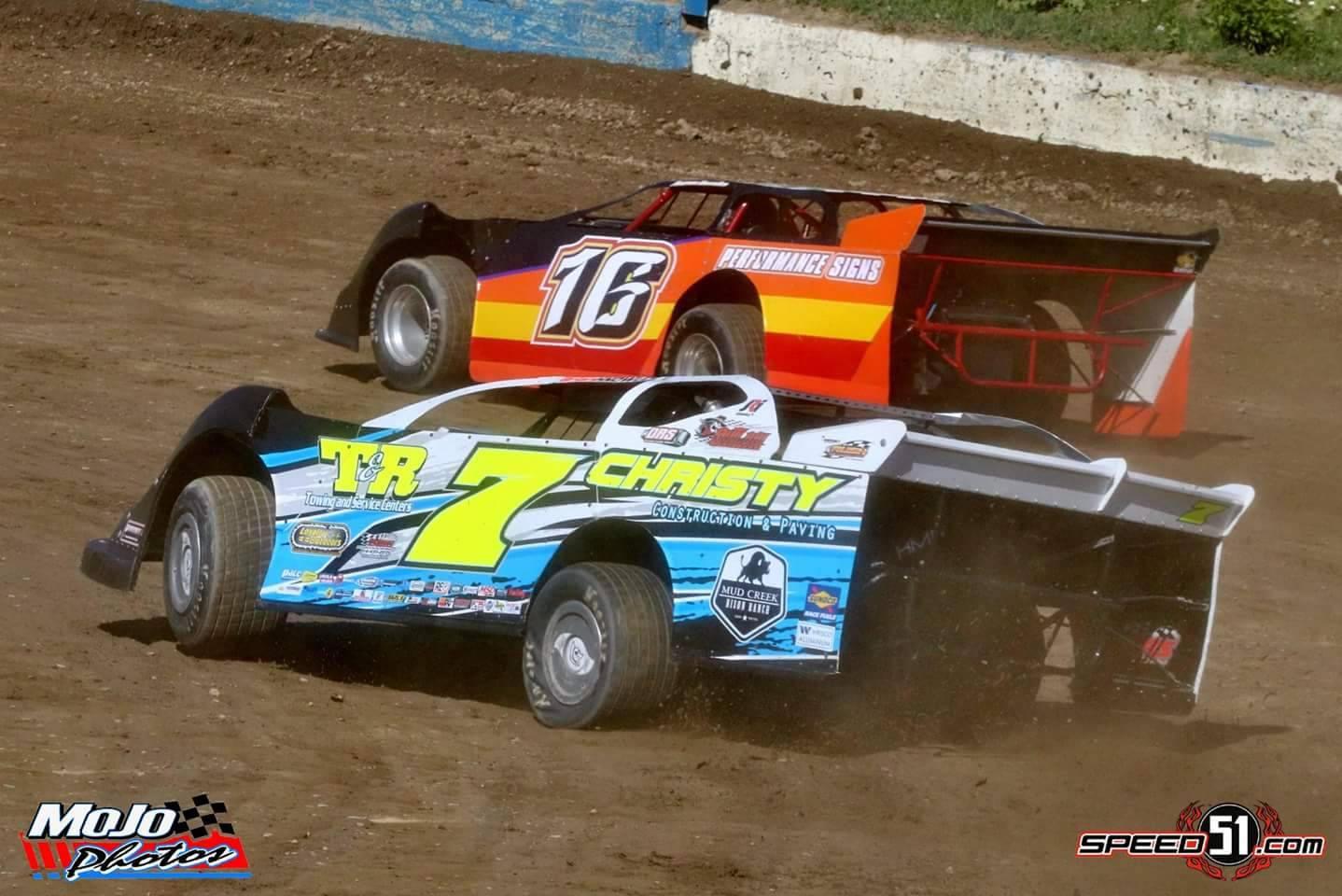 Aaron in the Late Model