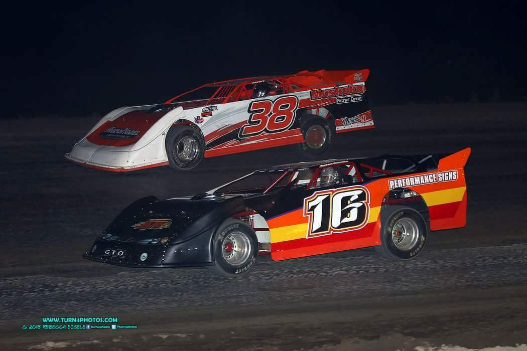 Aaron in Late Model