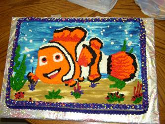 Nemo Birthday