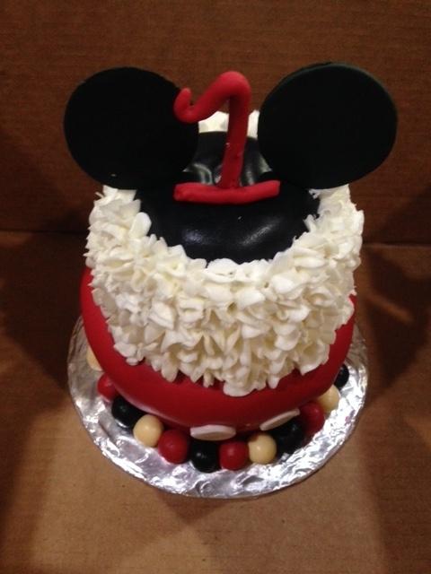 Mickey Smash