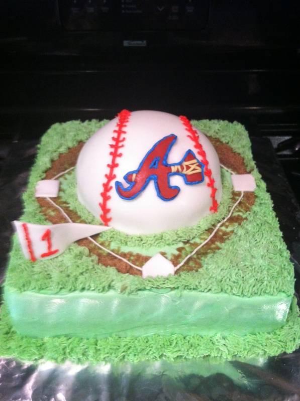 Atlanta Braves Birthday