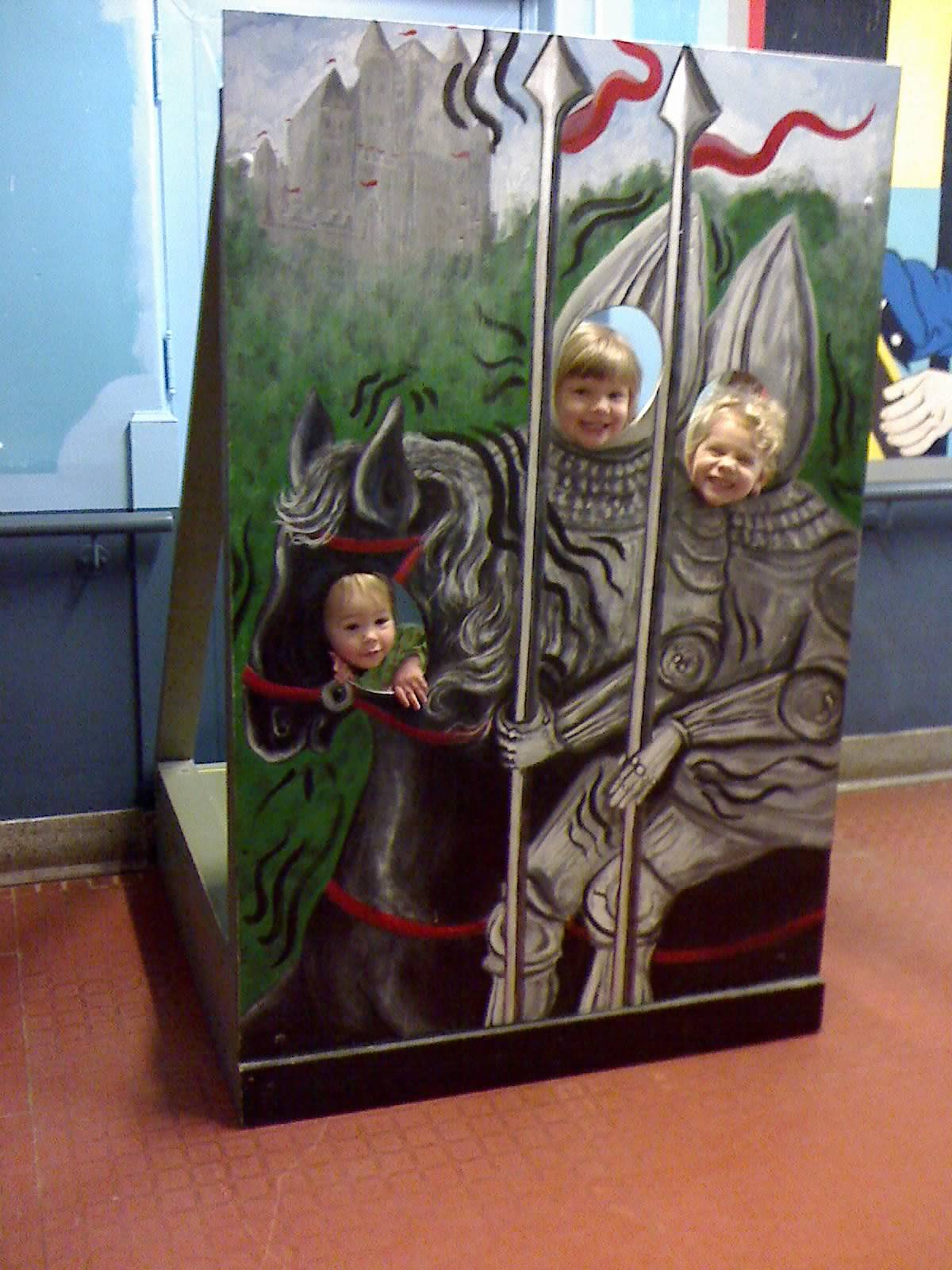 Field Trips - London Children's Museum