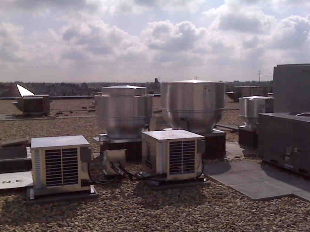 """ISLE OF MANN ""Roof top Units"