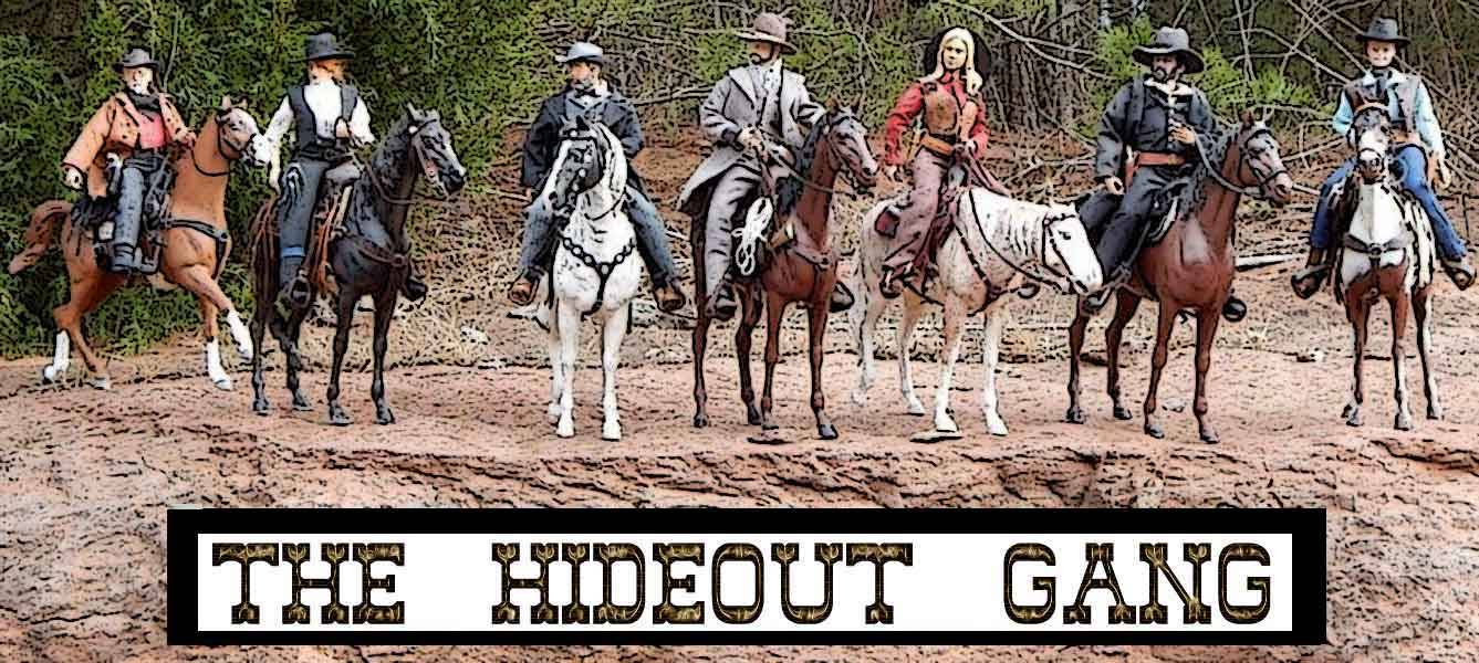 Hideout gang by J.W.