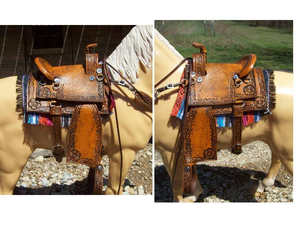 saddle set #76