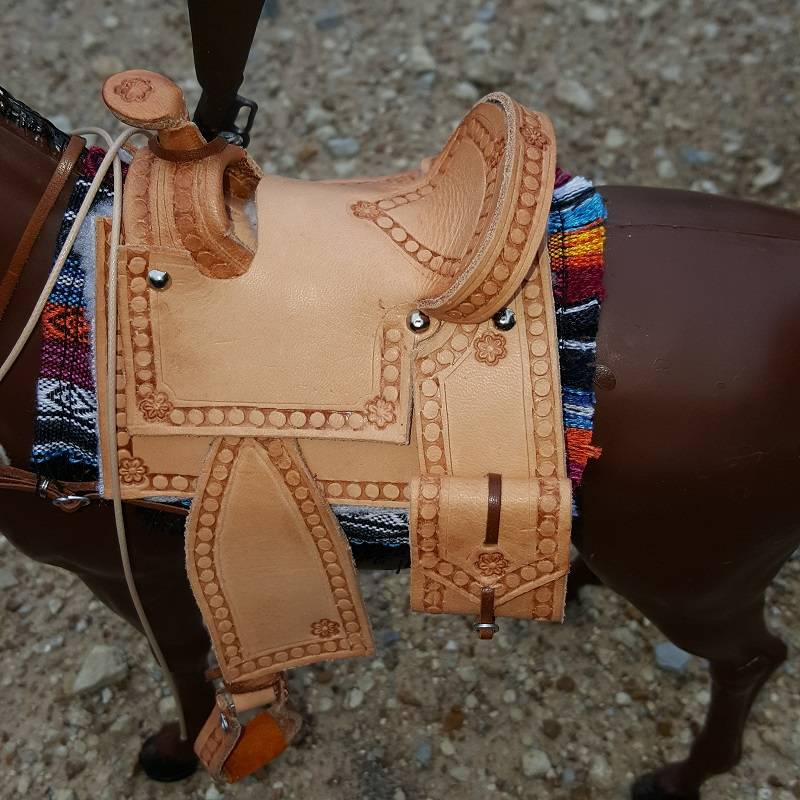 saddle set #87