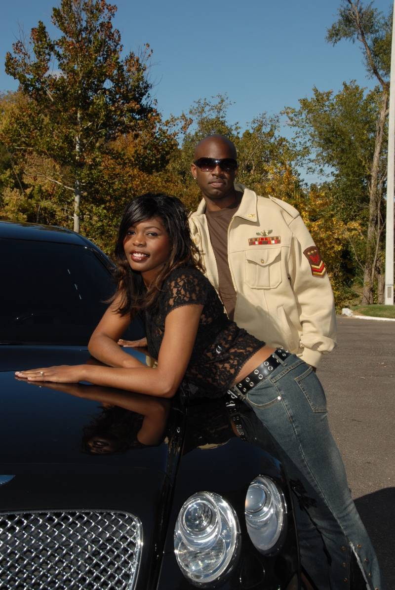 Tamika and Suave