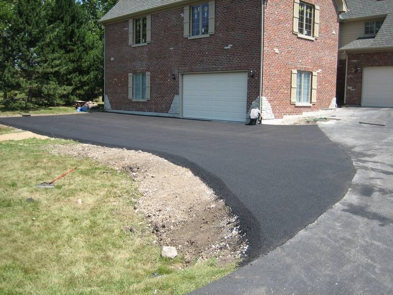 Driveway Addition Complete (2 of 5)
