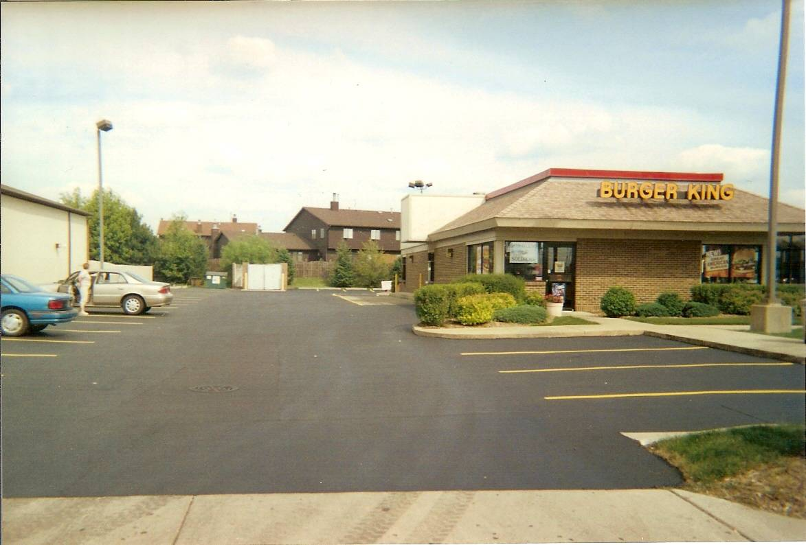 Sycamore Illinois - Burger King - (1 of 3)