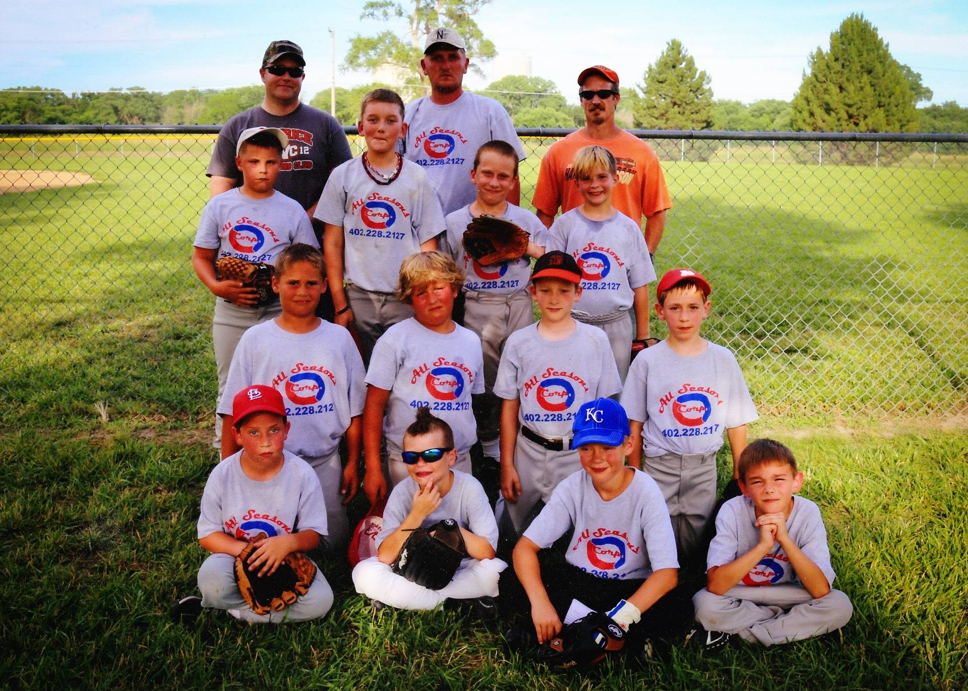 2013 All Seasons YRI Baseball