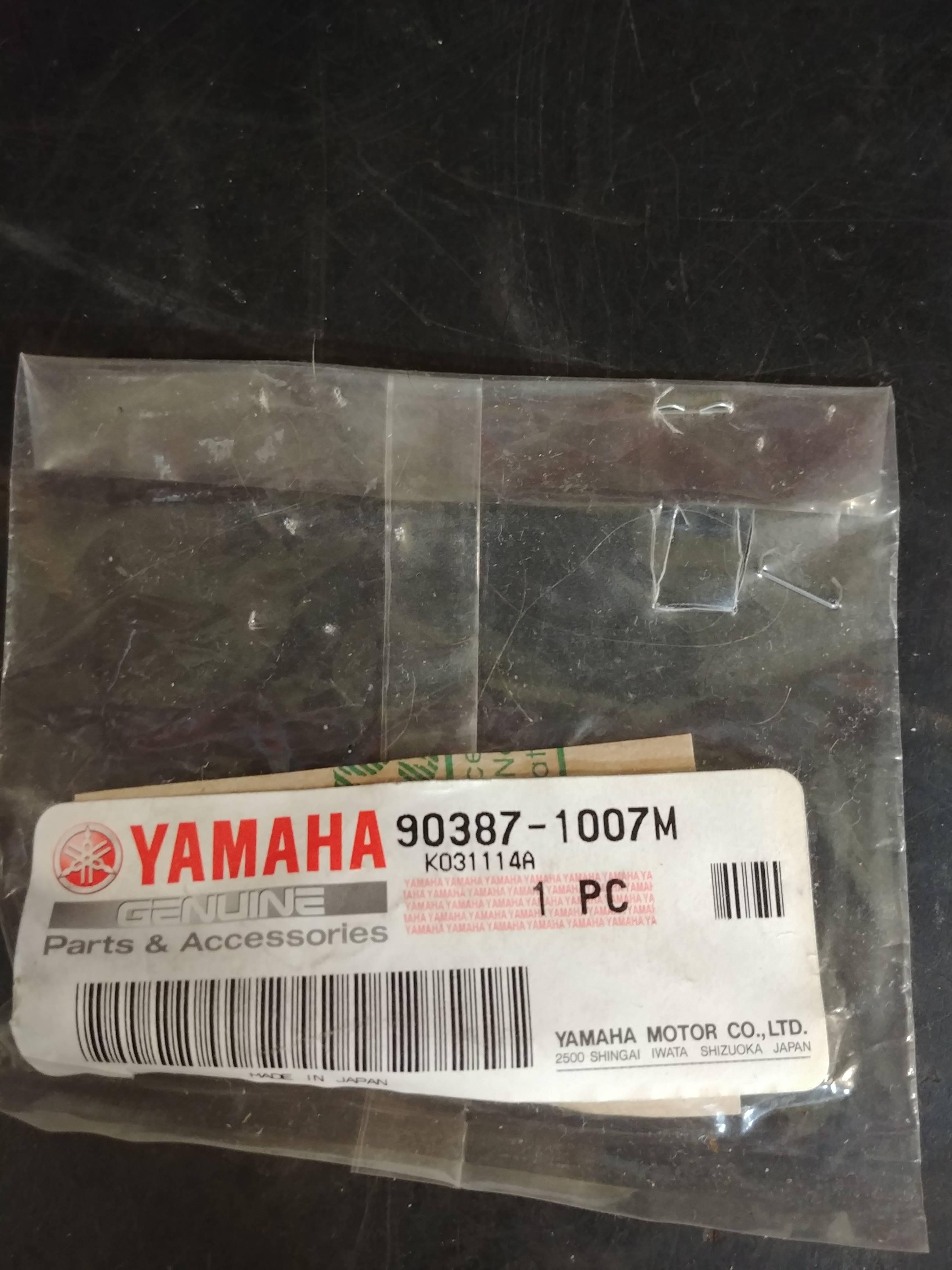 New Yamaha #90387-1007M-00 Track Suspension Collar Bushing x2
