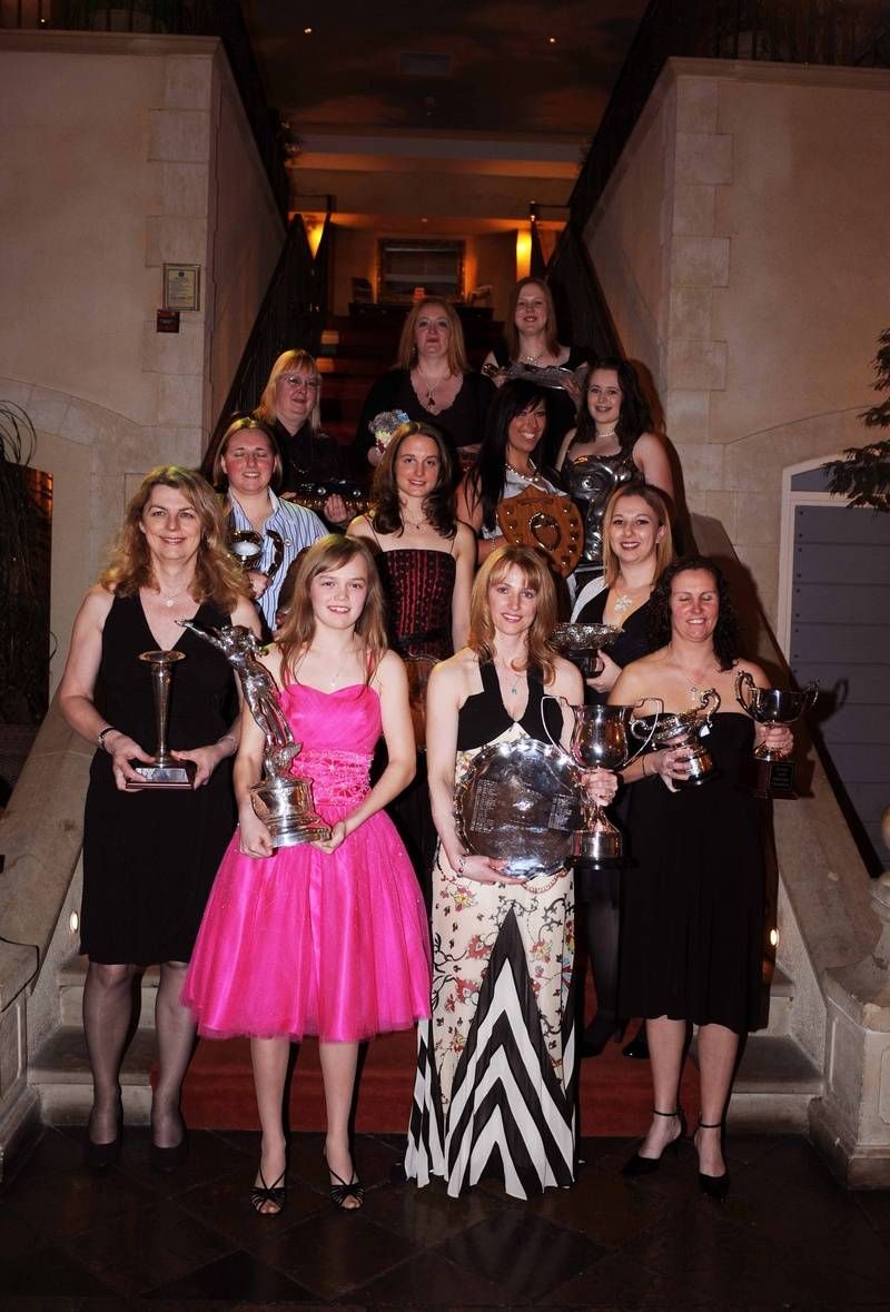 All the BWRDC Trophy winners