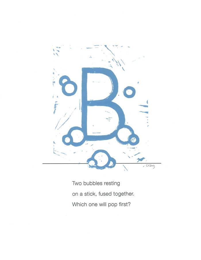 Alphabet Haiku B