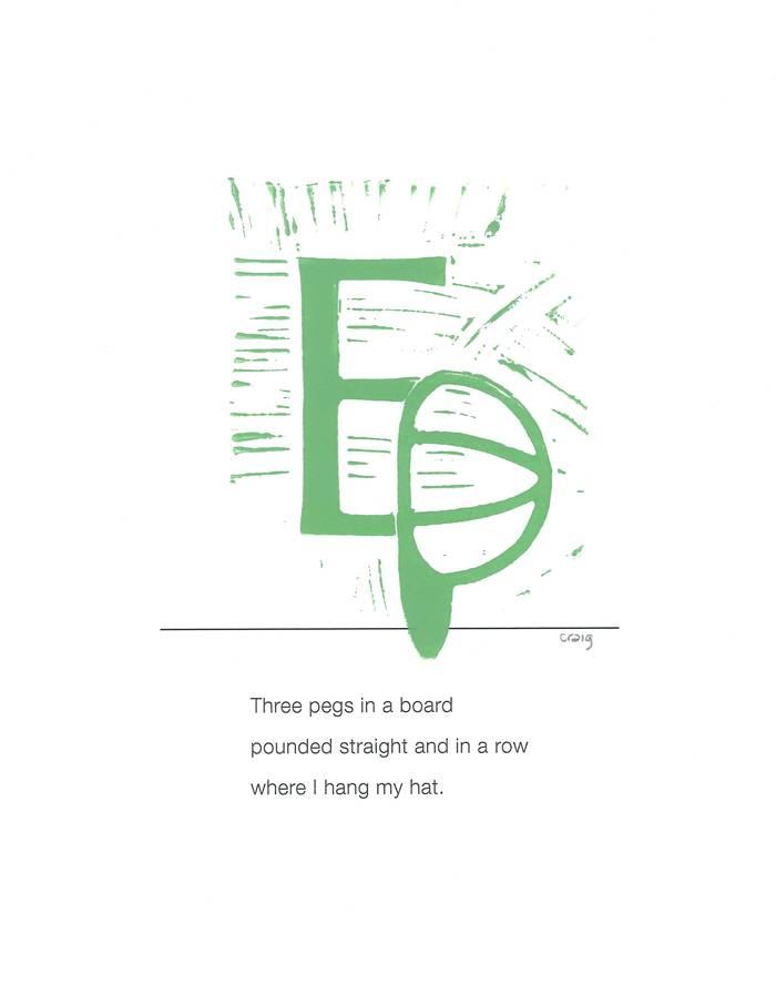Alphabet Haiku E