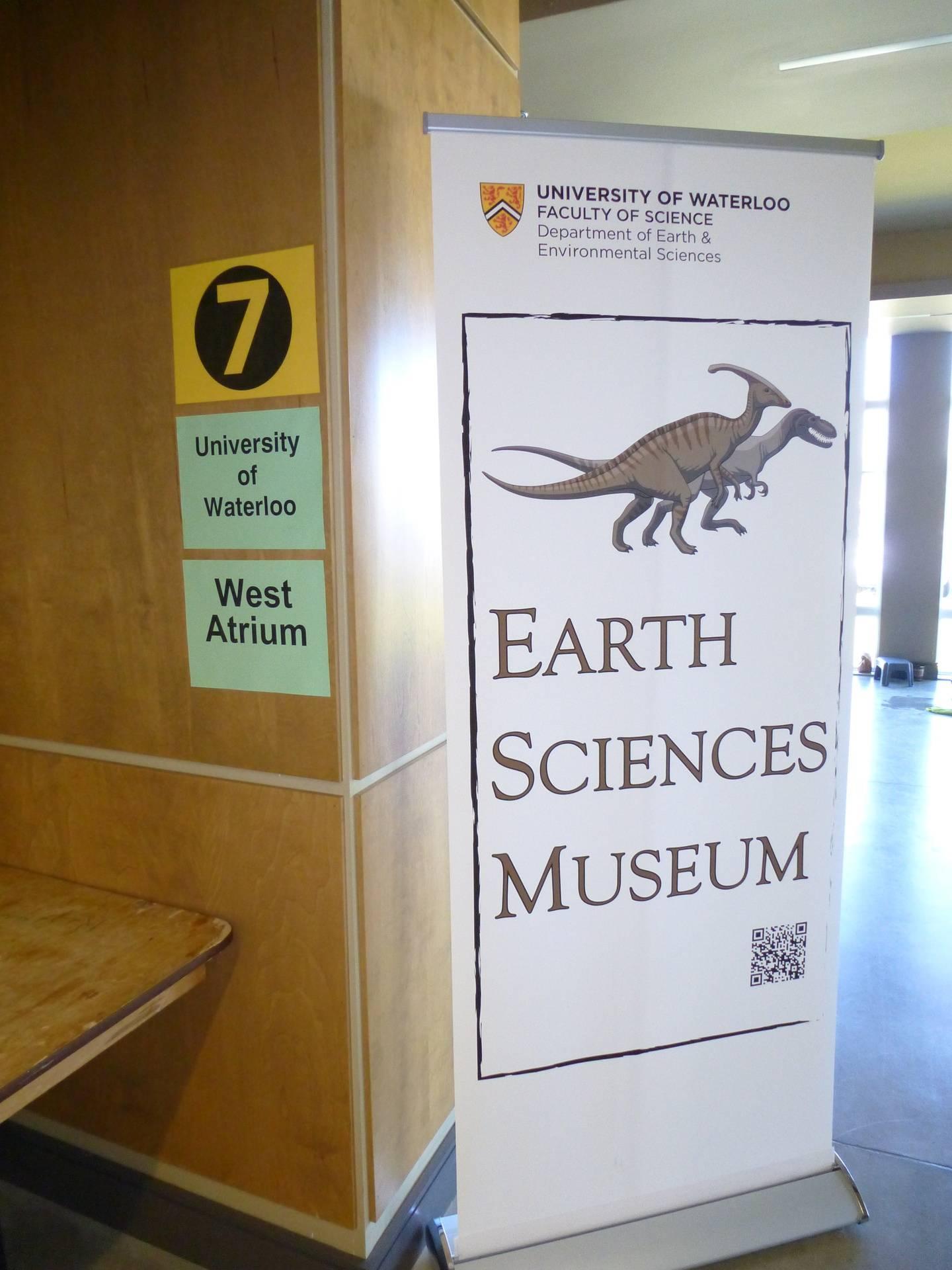 Earth Sciences Museum - University of Waterloo