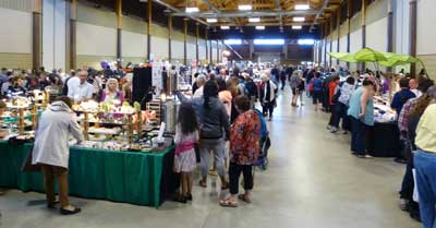 Main Hall Vendors