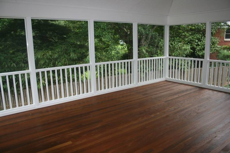 Ipe Brazilian Hardwood Decking