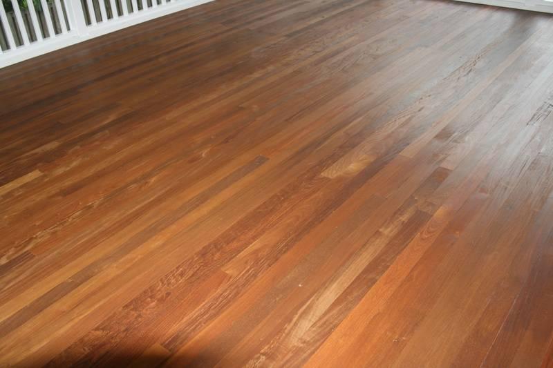 Ipe Brazilian Hardwood Decking