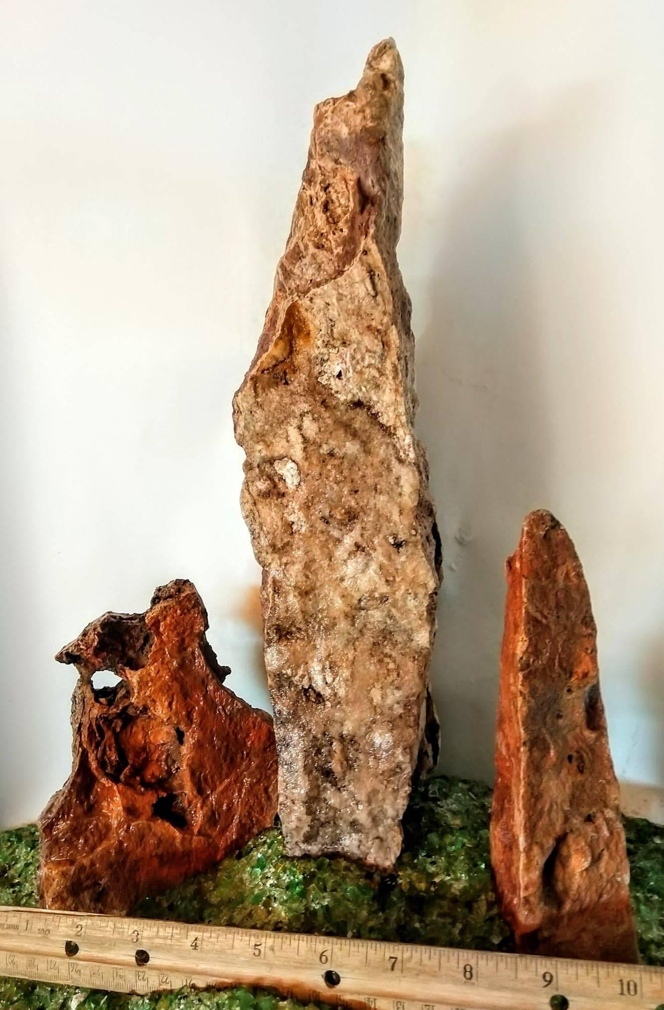 Aquarium Aquascaping Rocks