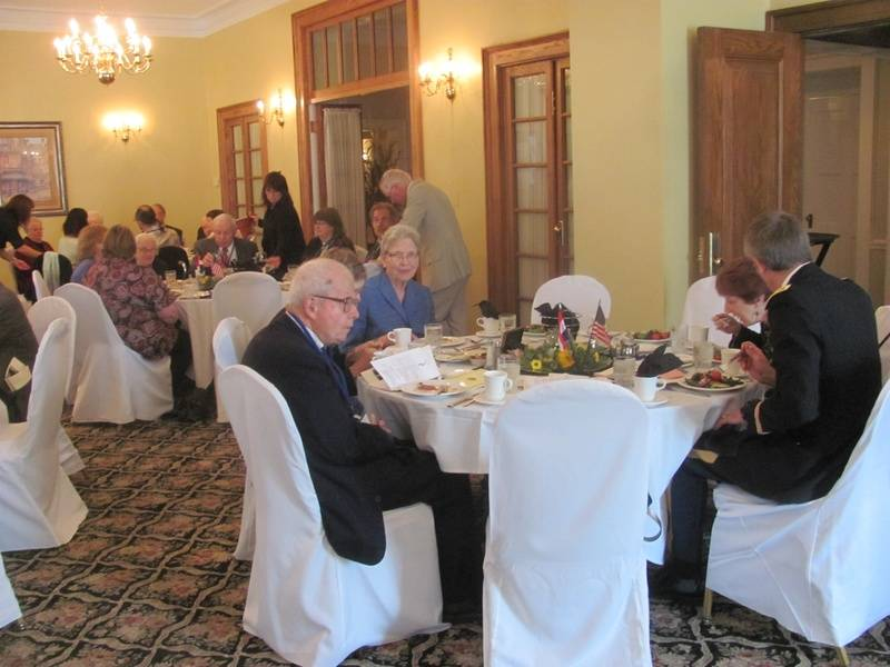 90th Anniversary for Albany Dutch Settlers