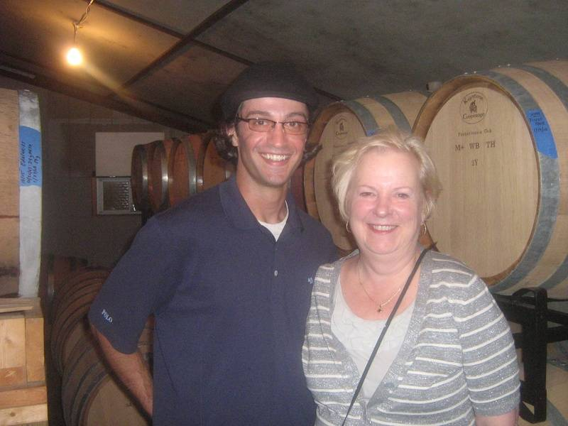 Altamont Winery September 24th 2011