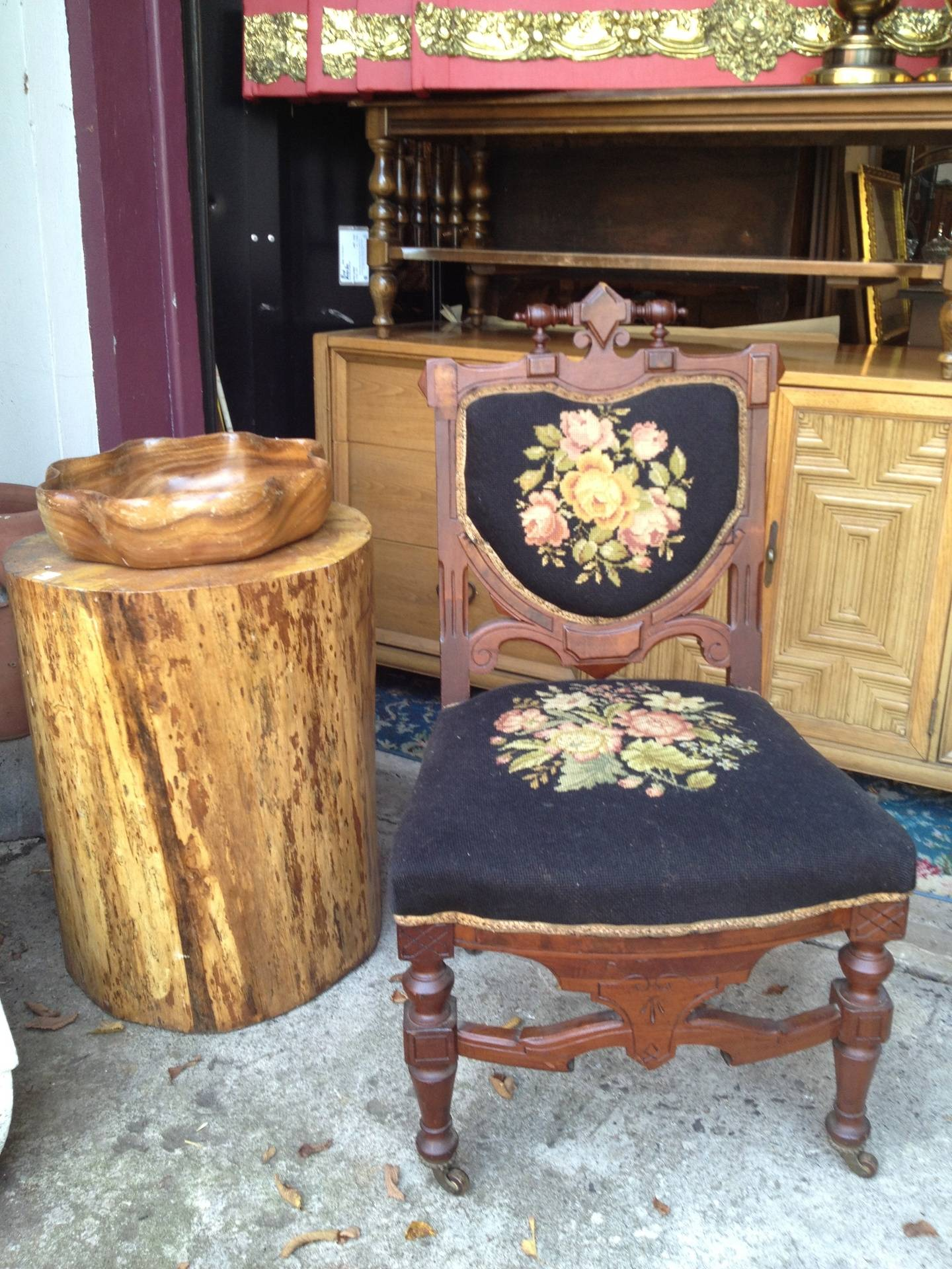 From antiques to rustic