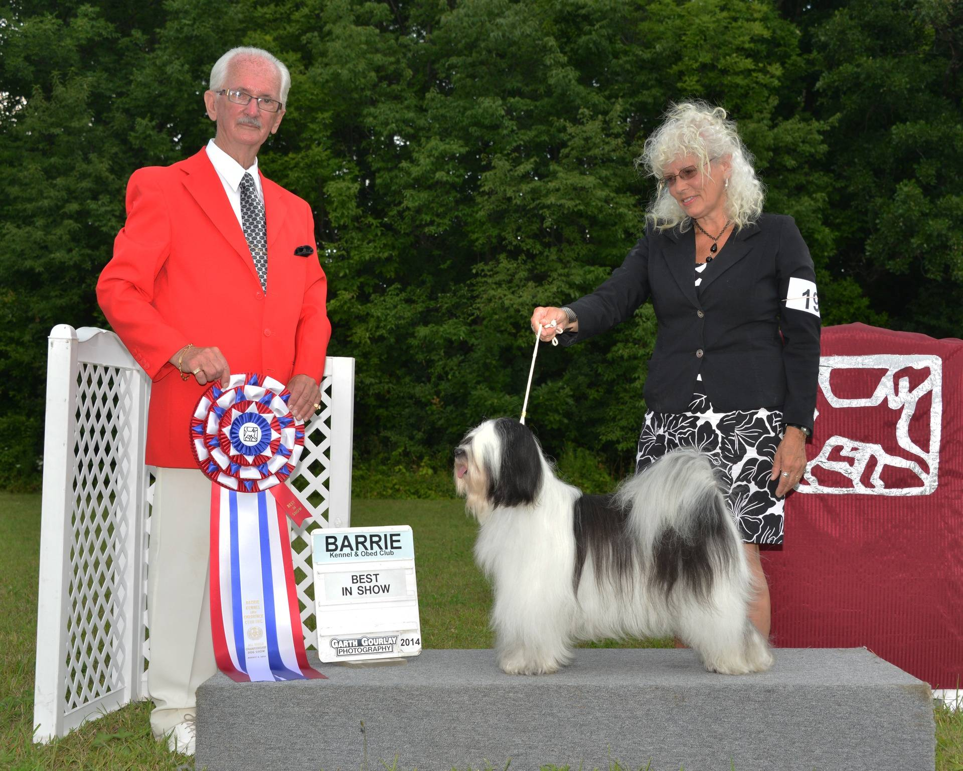Monday, August 4 - Best in Show