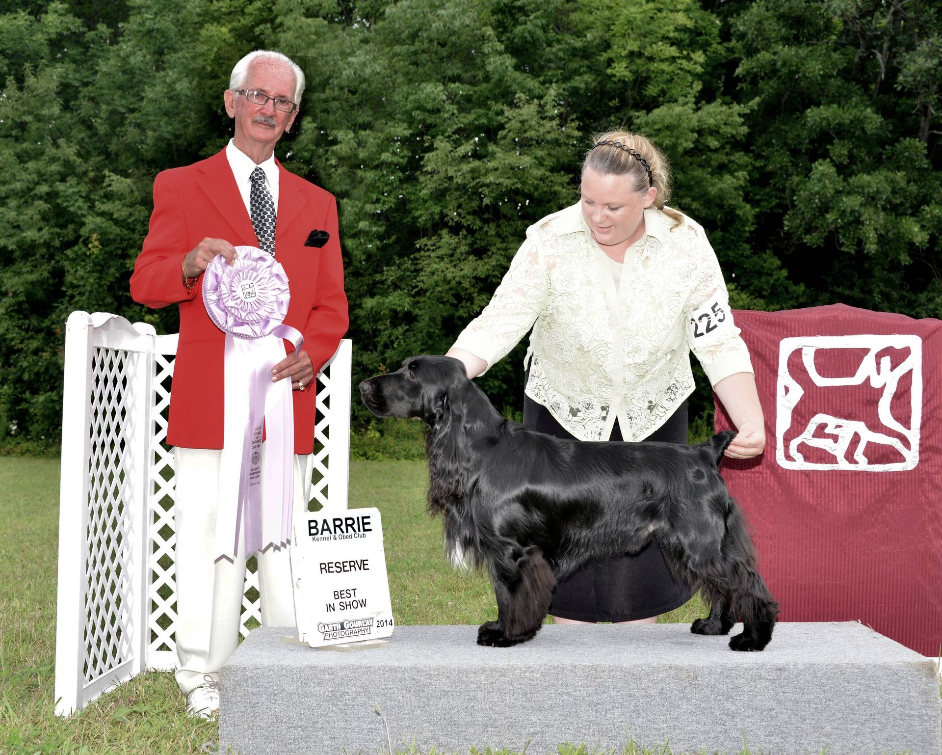 Monday, August 4 - Reserve Best in Show