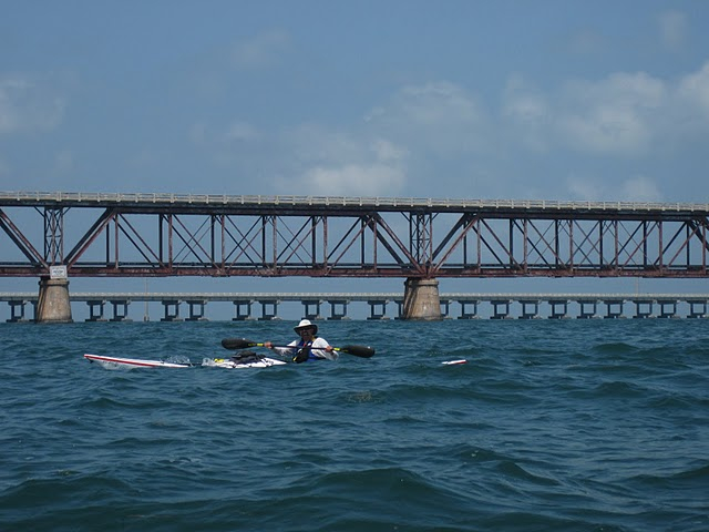Flaggler Bridge - Florida Keys