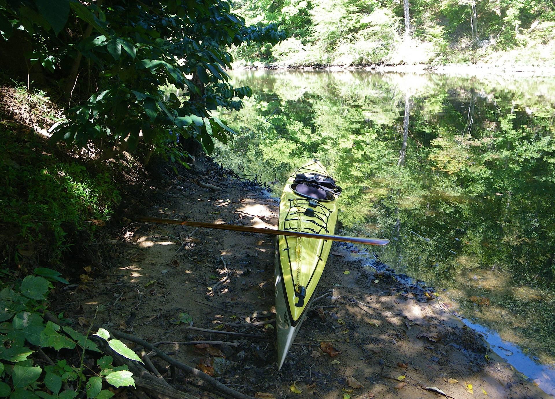 Bull Run Creek, Virginia