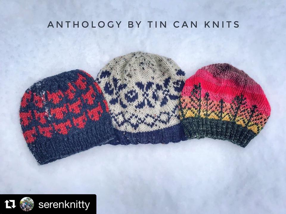 Anthology Hat/Cowl