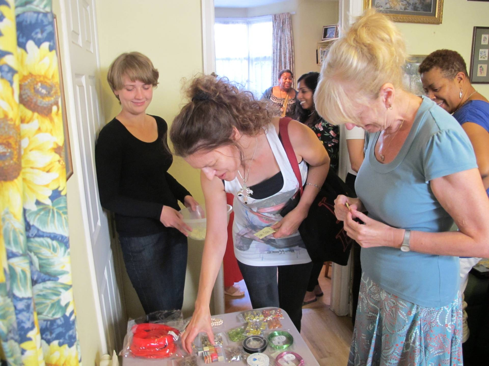 Pimms Party Raffle