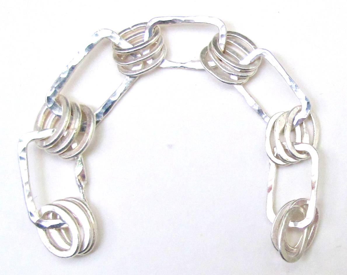 Rectangular Link Chain