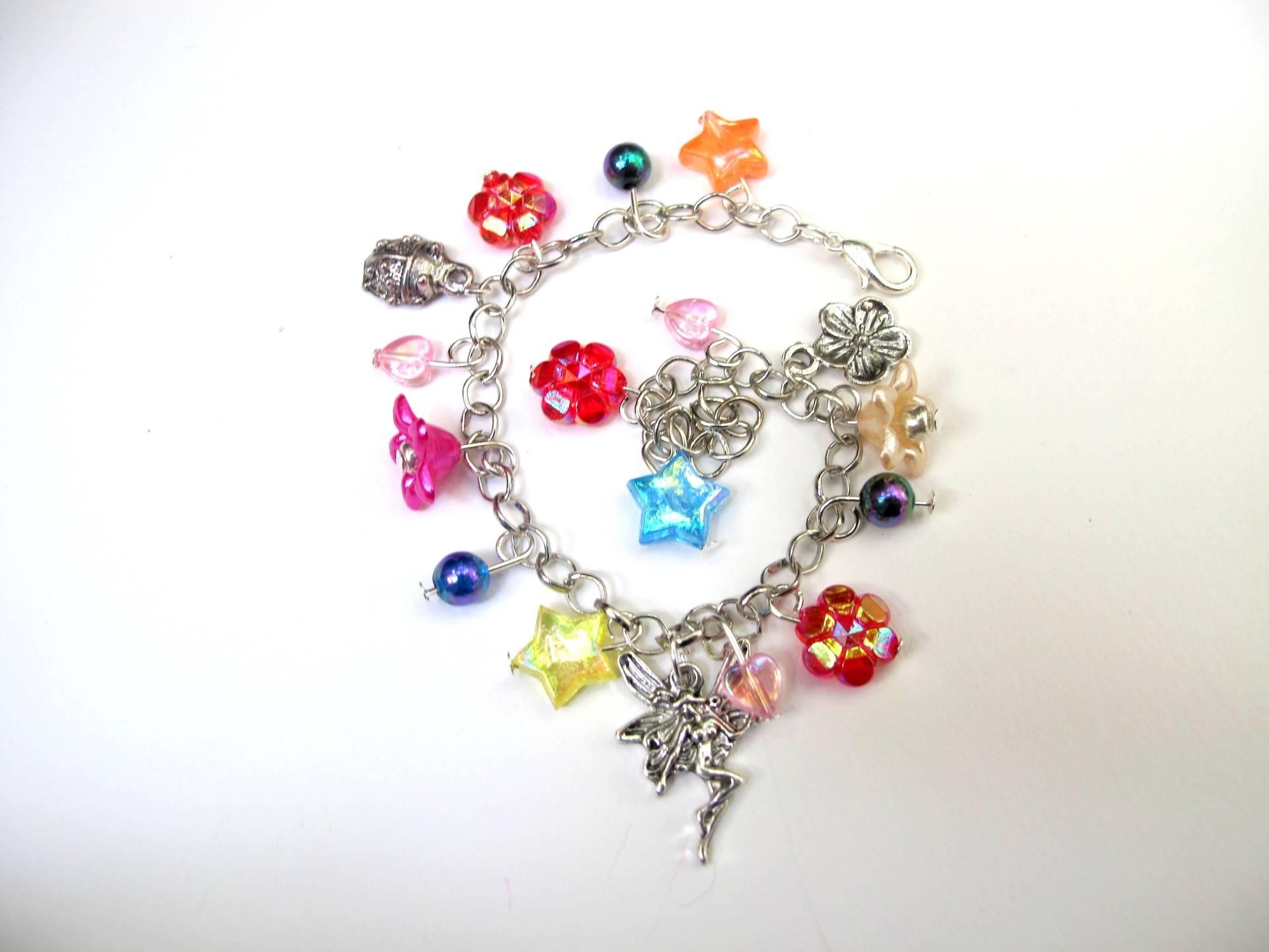 Adults & Children Charm Bracelet (Child)