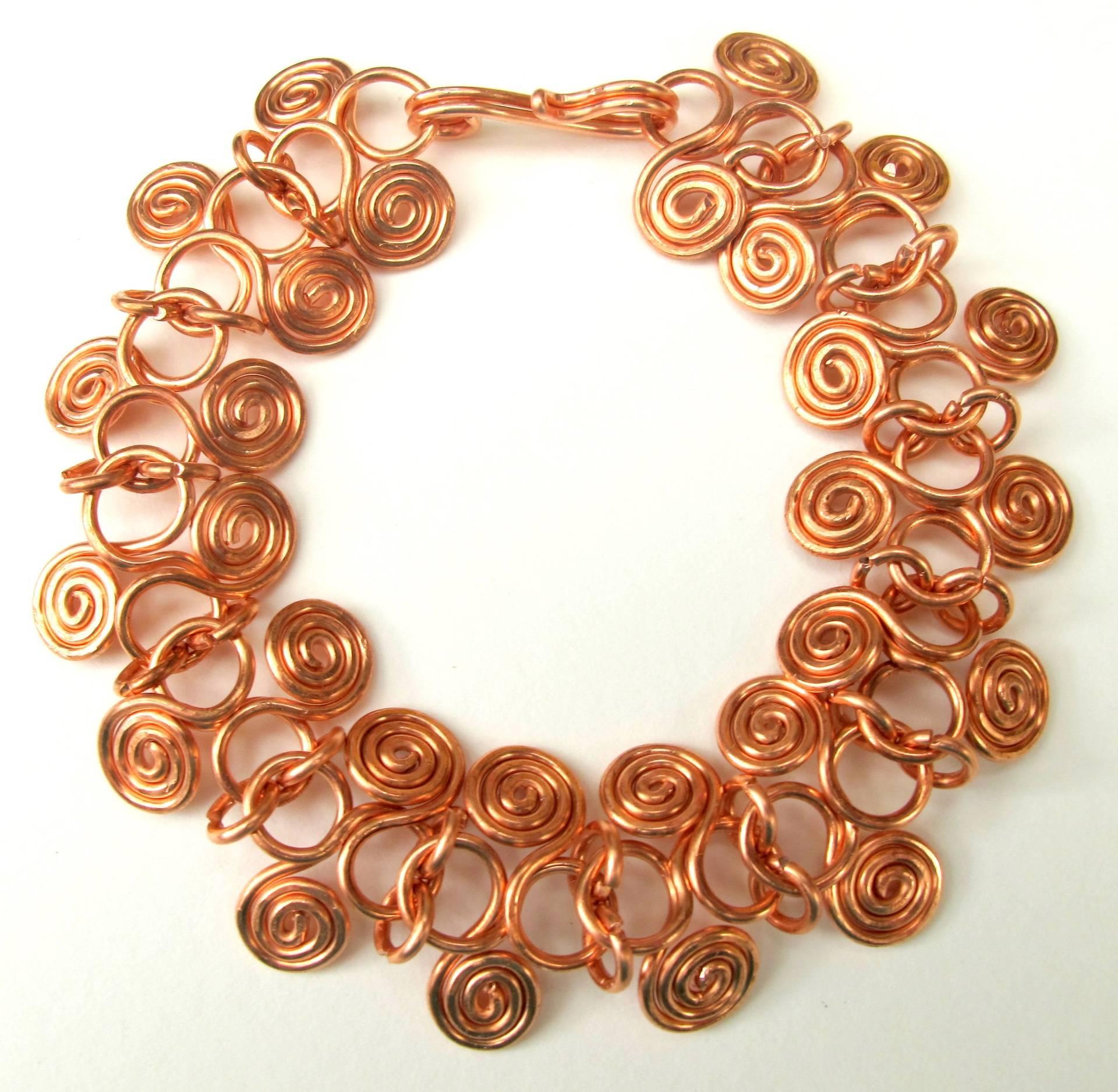 Double Coils Bracelet