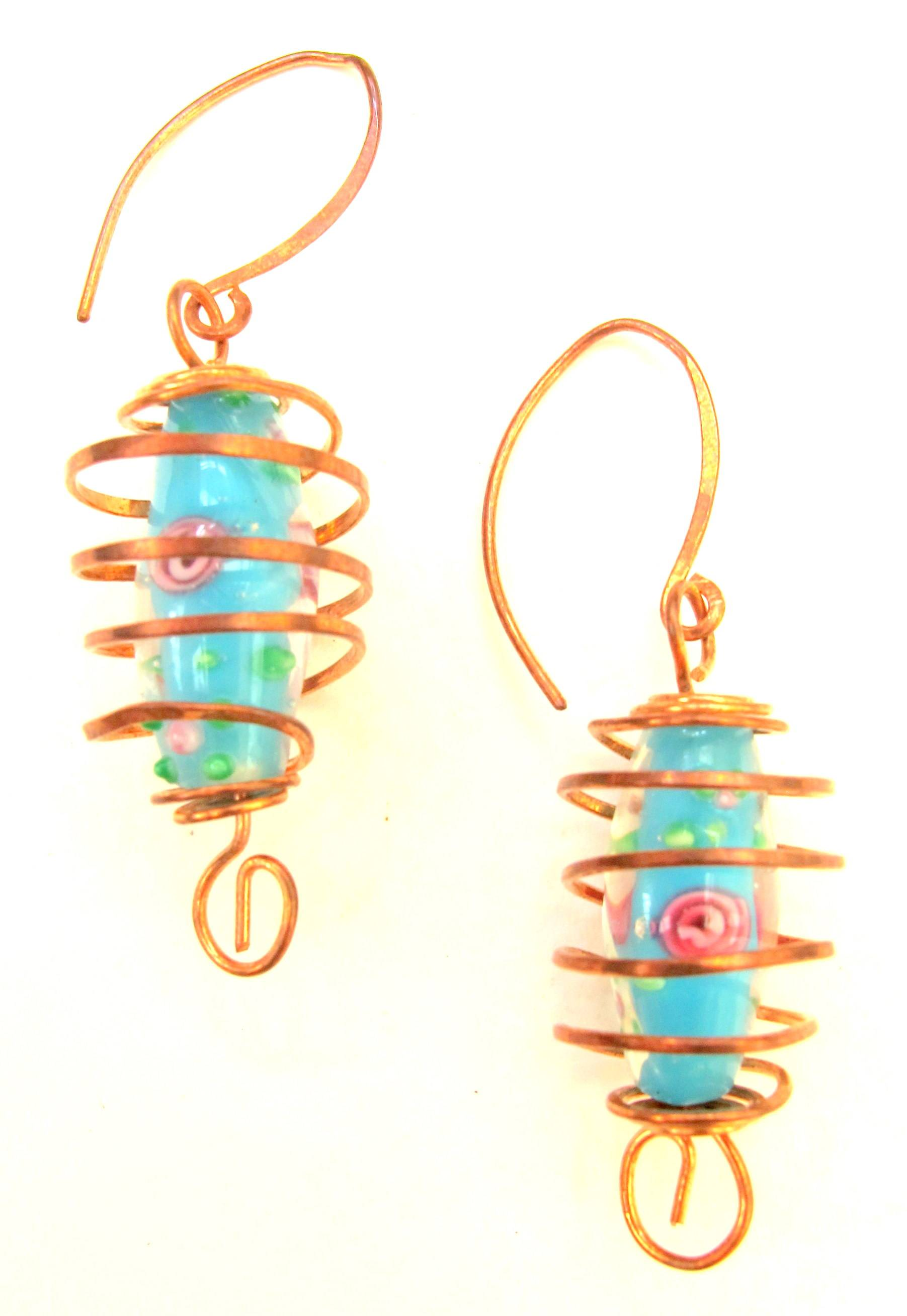 Saturns Rings Earrings