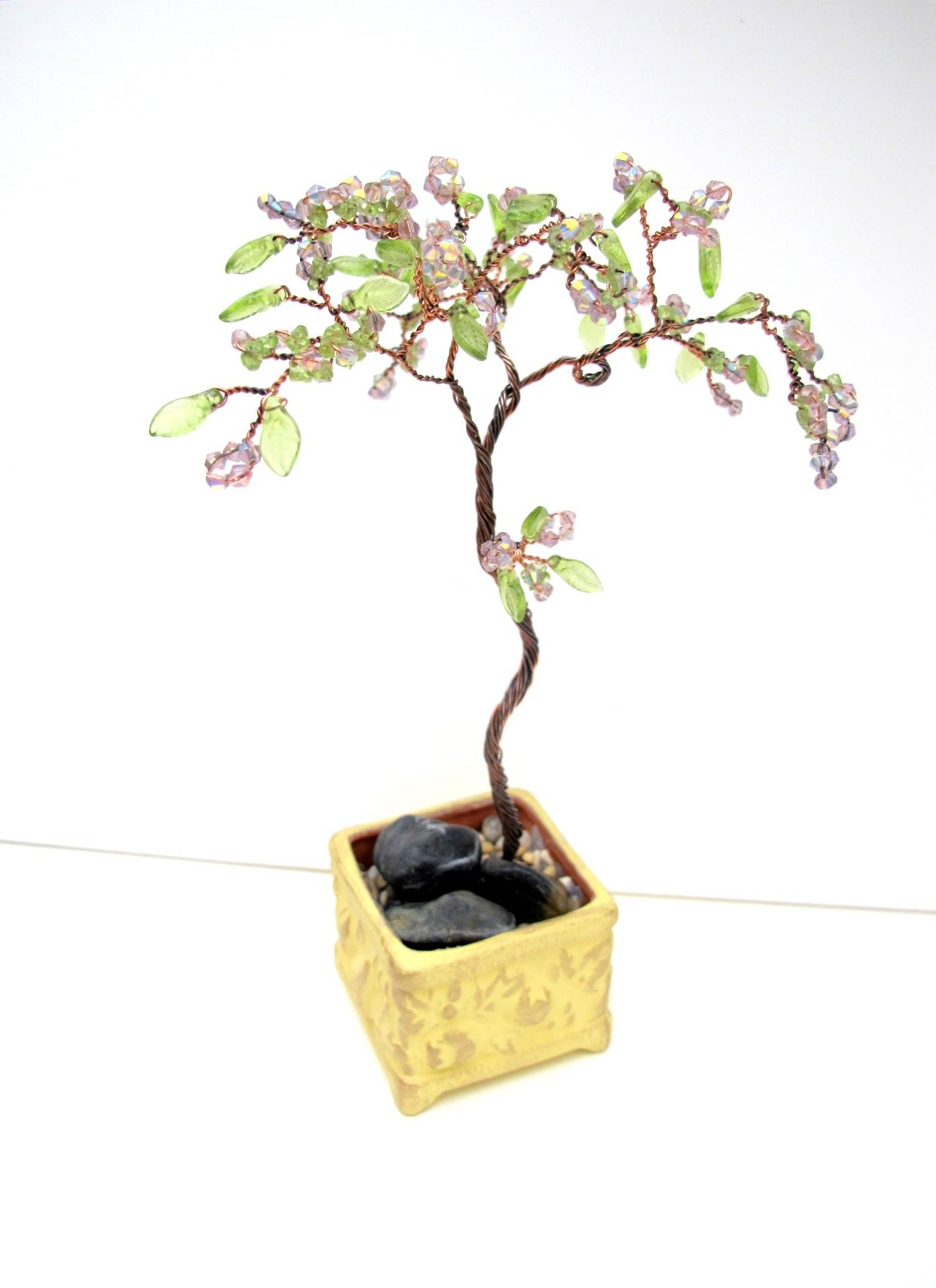 Gemstone Bonsai Tree Workshop