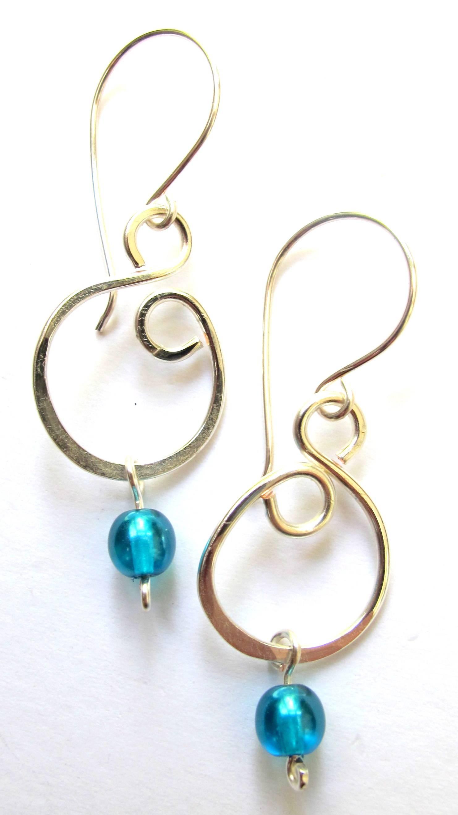 Question Mark Earrings