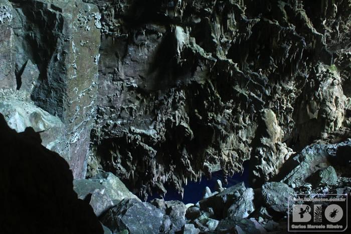 Gruta do Lago Azul Bonito MS cod4555