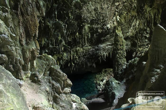 Gruta do Lago Azul Bonito MS cod4590