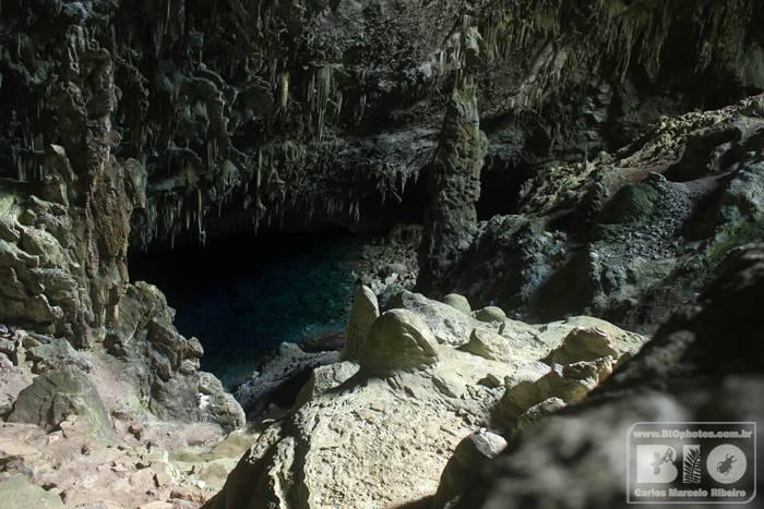 Gruta do Lago Azul Bonito MS cod4591
