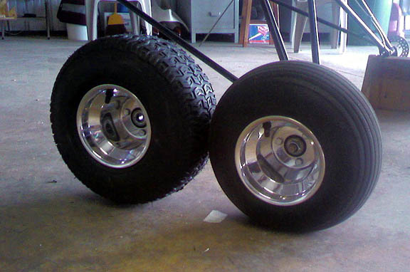 Upgraded Tire