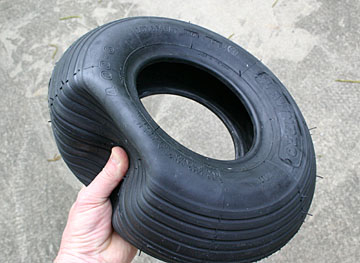 Light weight tire