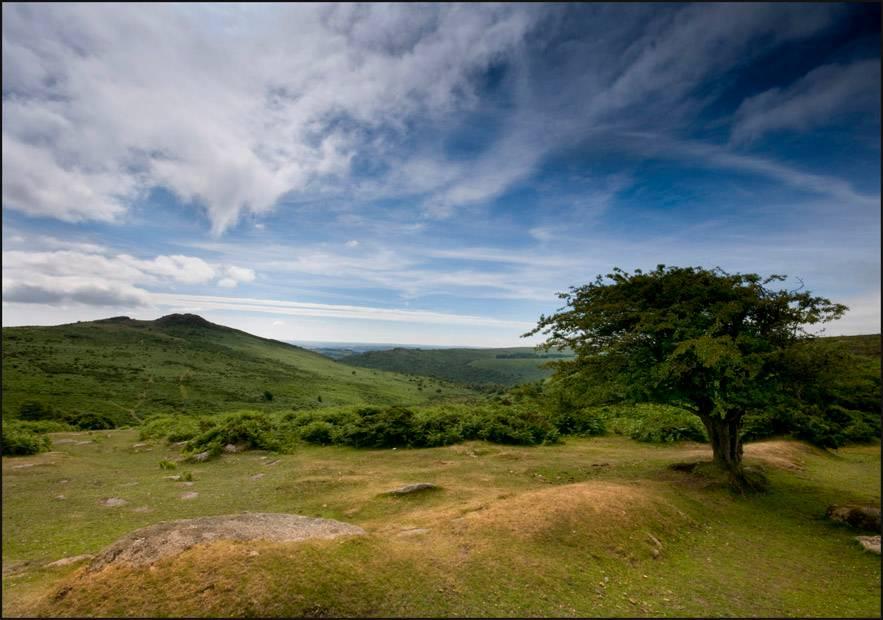Dartmoor Sky