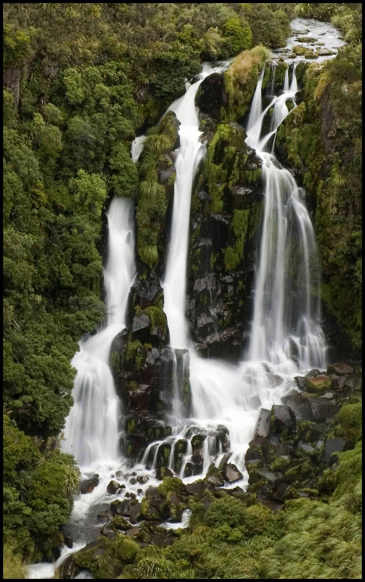 Waterfall North Island