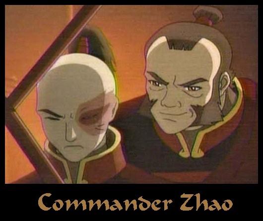 Commander Zhao (Season One)