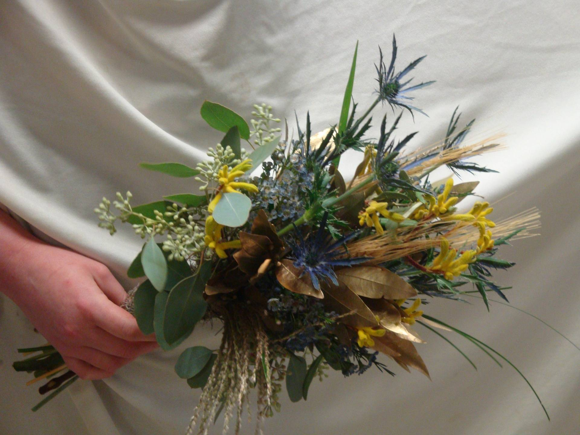 We love to incorporate your own ideas into your flowers