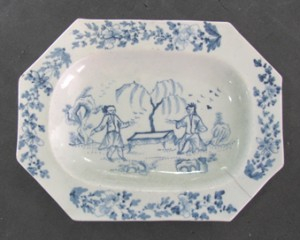 Large Octagonal Plate