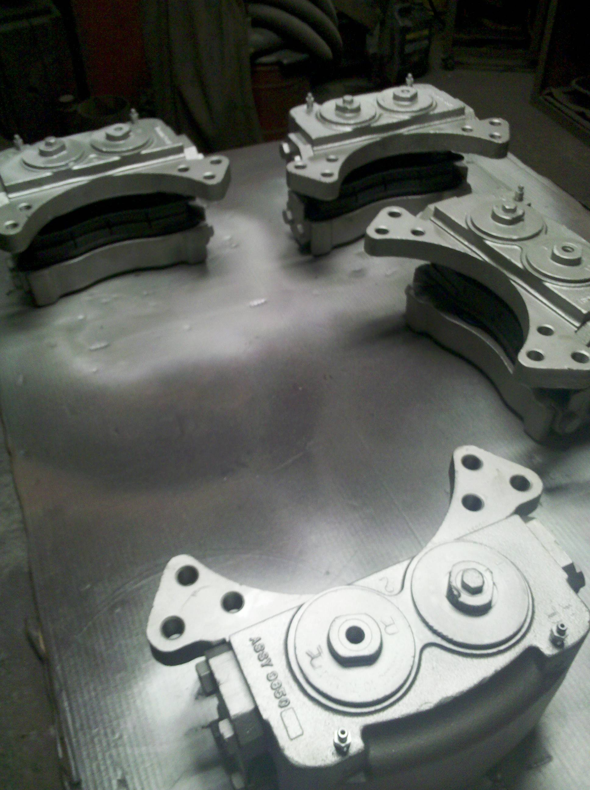 Caterpillar Rebuilt Brake Calipers